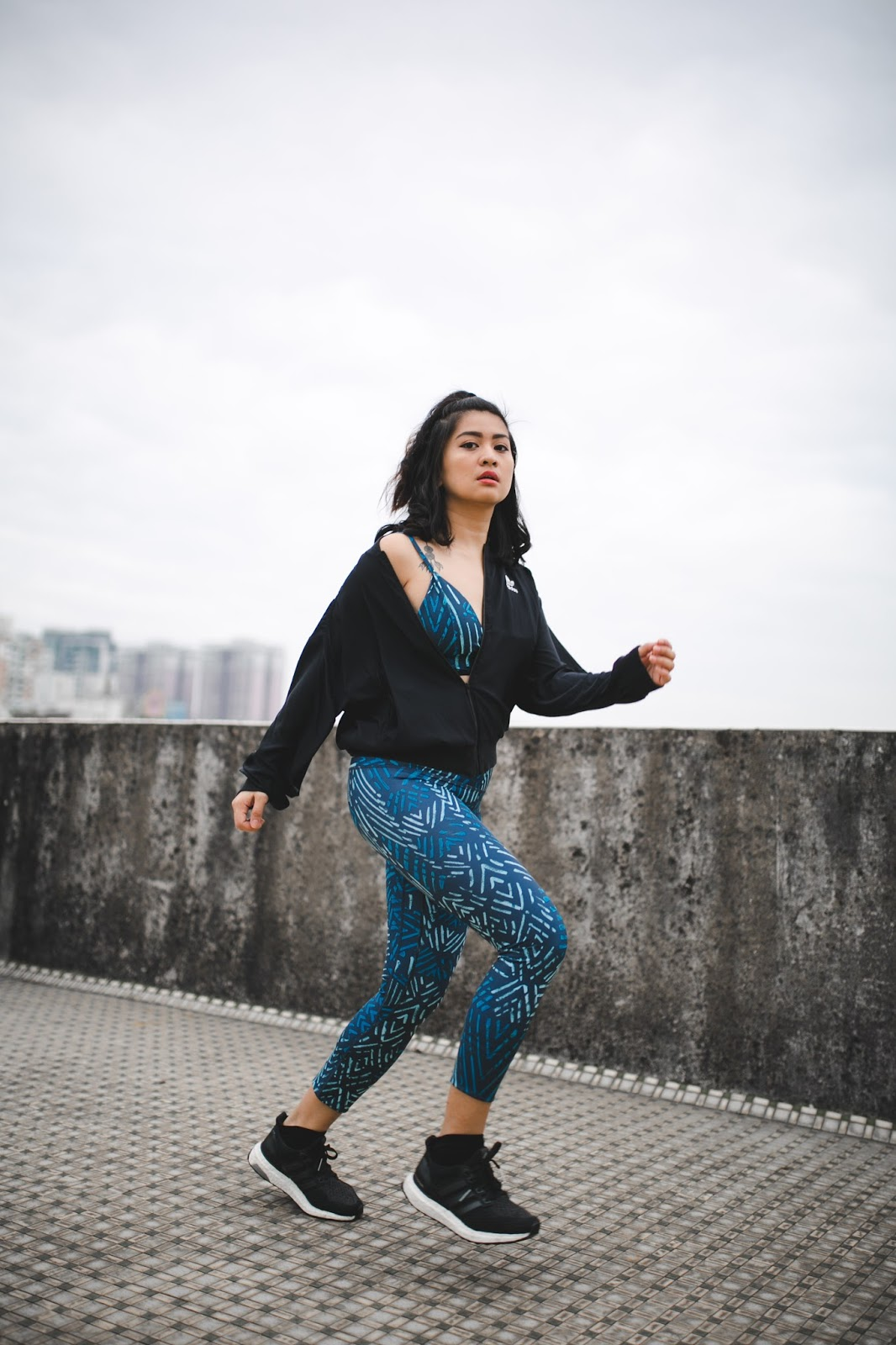 Rising Lotus Activewear