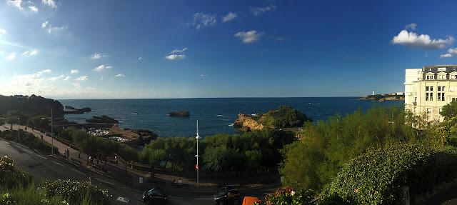 Panorama Biarritz