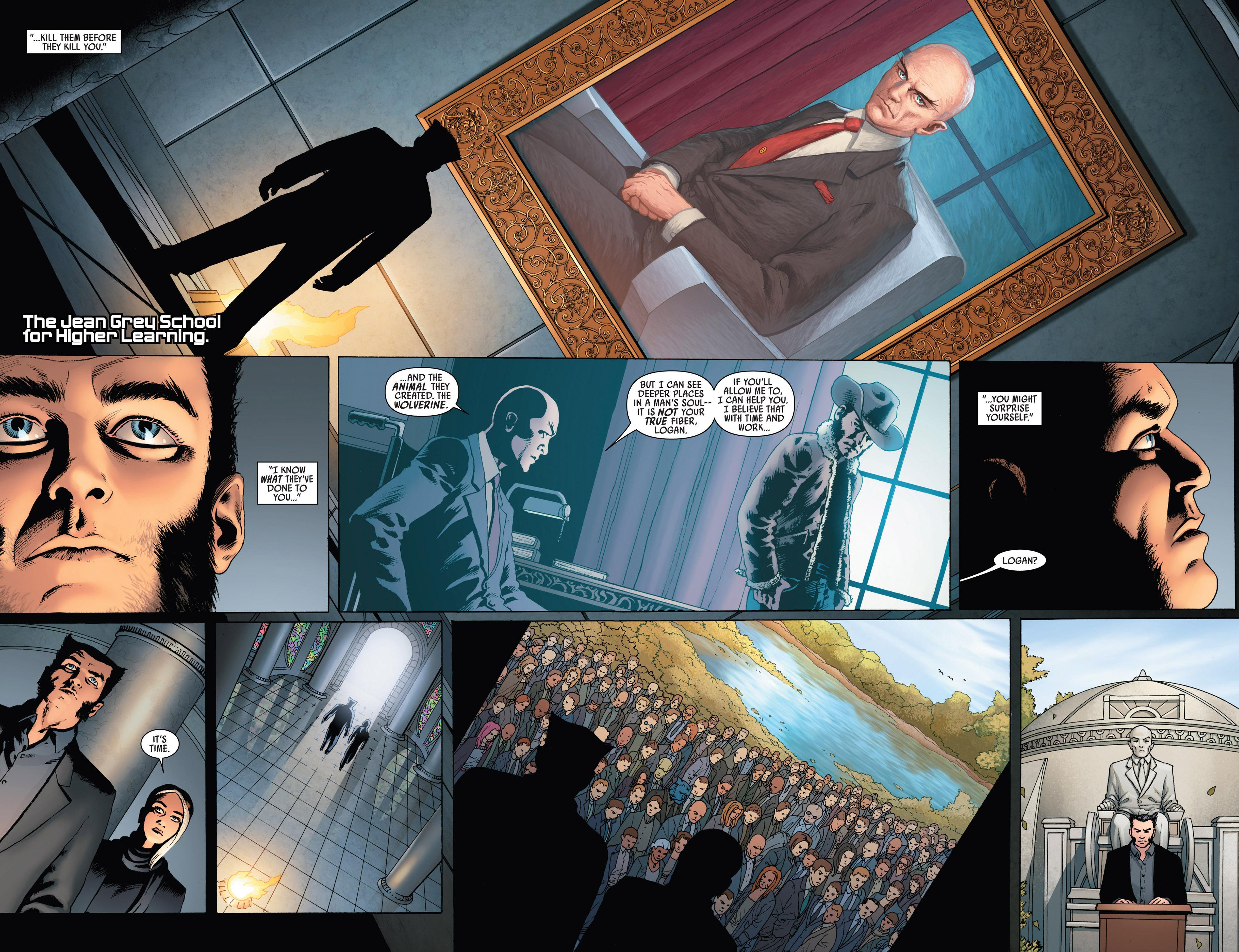 Read online Uncanny Avengers (2012) comic -  Issue #1 - 3