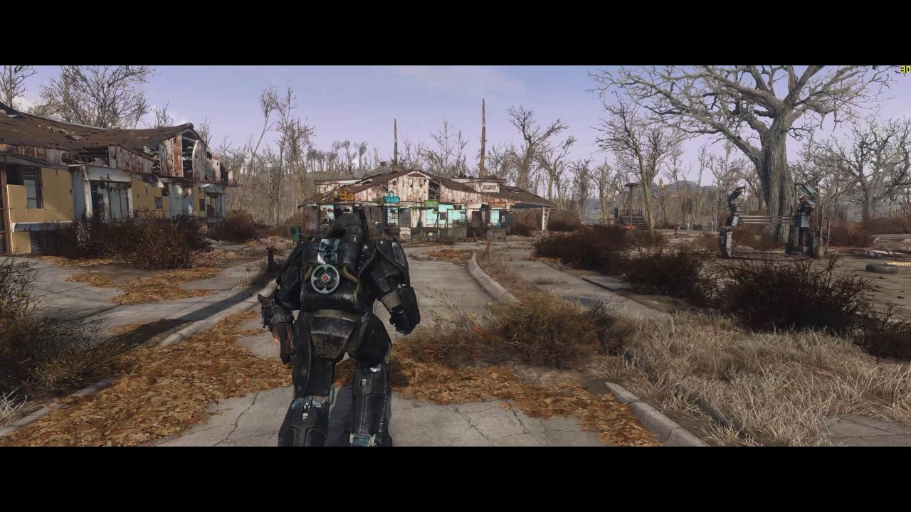 fallout 4 ultrawide - woodworking