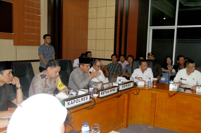 Pemerintah Awasi Penyelesaian Sengketa Lahan Plasma Masyarakat Dengan PT Mitra Ogan