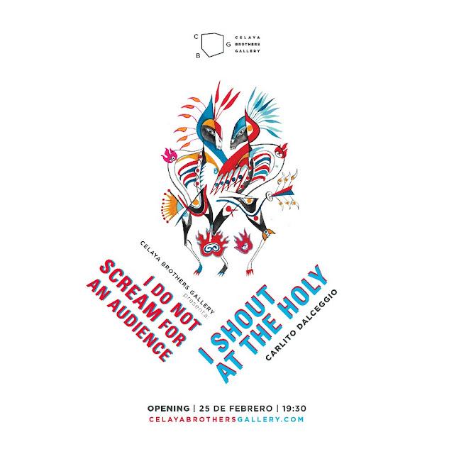La Celaya Brothers Gallery inaugurará exposición de Carlito Dalceggio