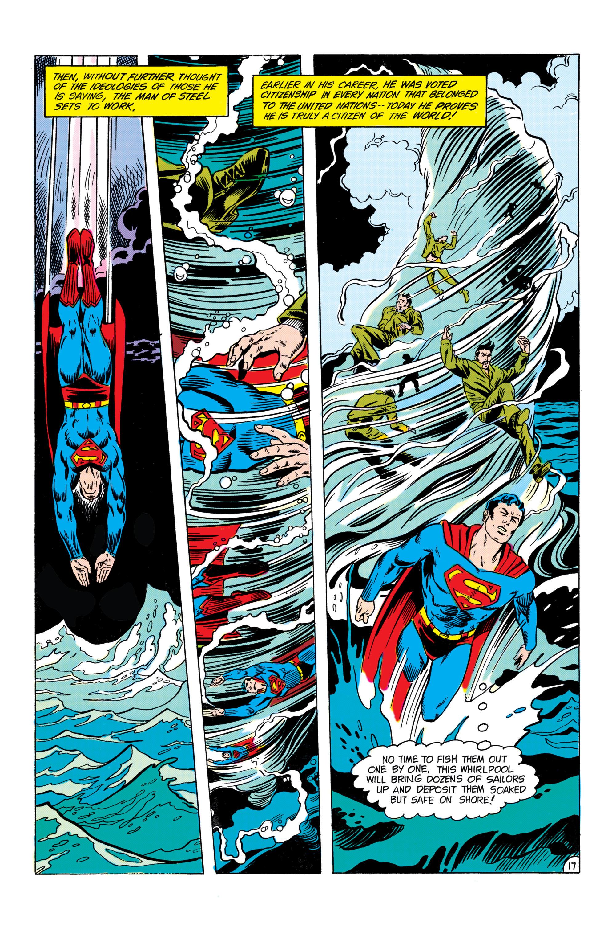 Read online World's Finest Comics comic -  Issue #306 - 18
