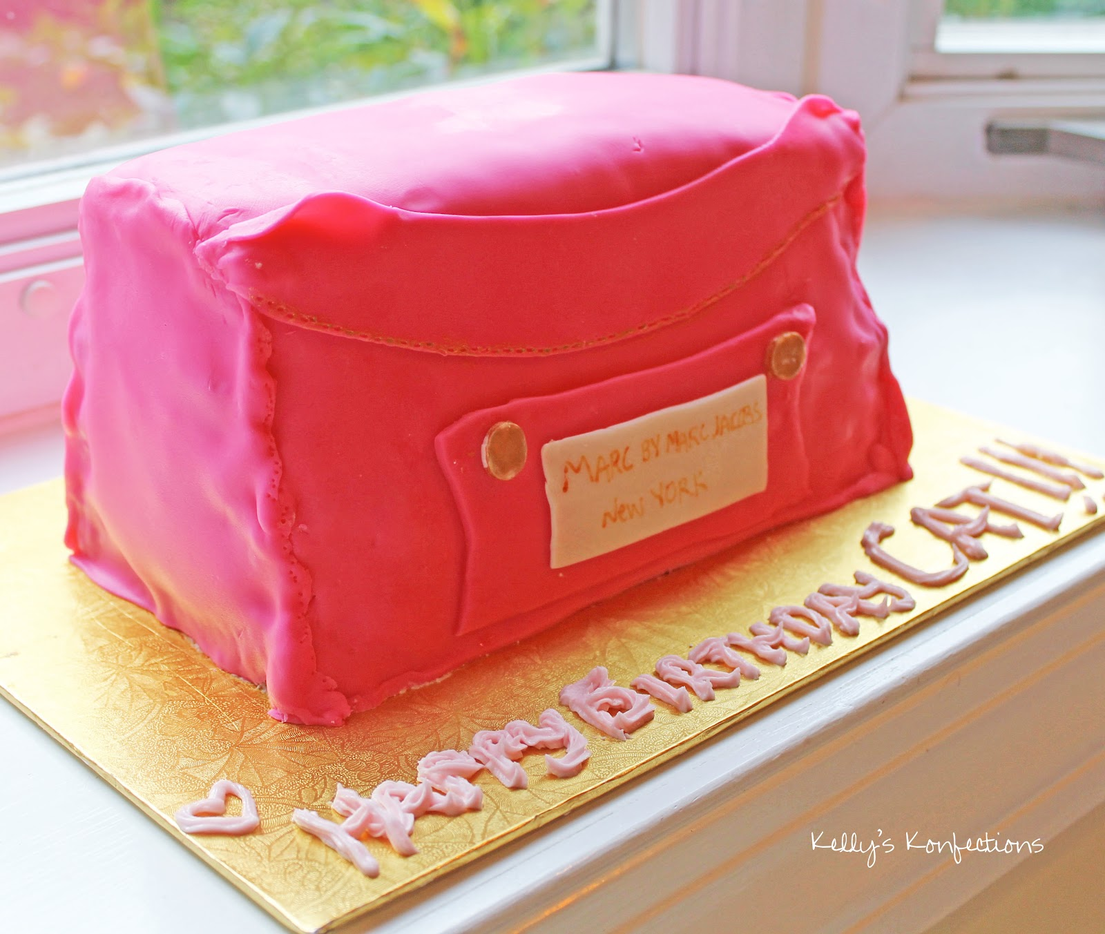 Kelly's Konfections: Cat's Birthday BONANZA!