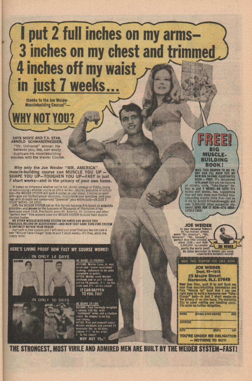 Conan the Barbarian (1970) Issue #11 #23 - English 9