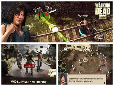 The Walking Dead No Man's Land Mod Apk Data Terbaru