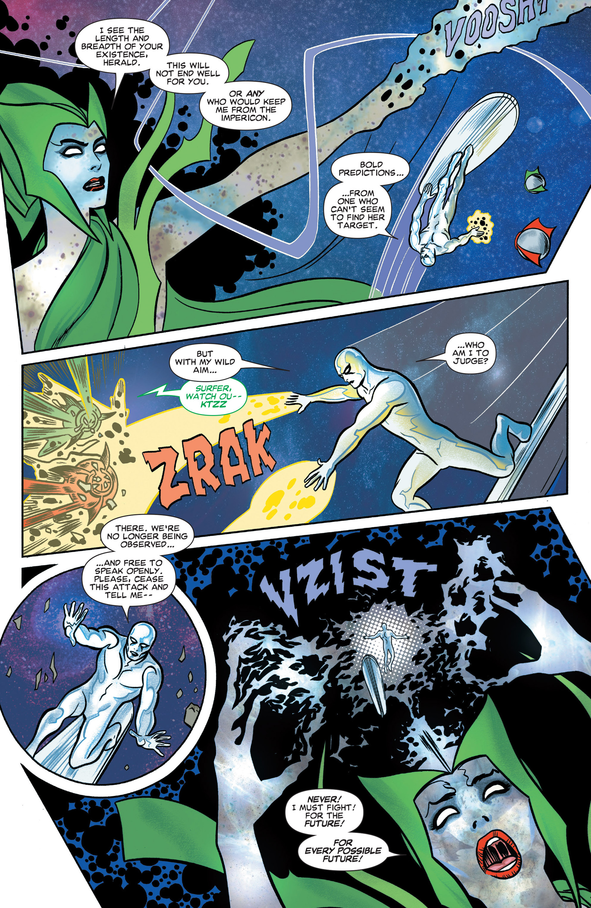 Read online Silver Surfer (2014) comic -  Issue #2 - 9