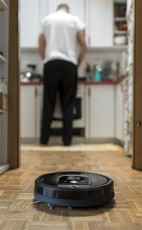 iRobot Roomba 980 med čiščenjem