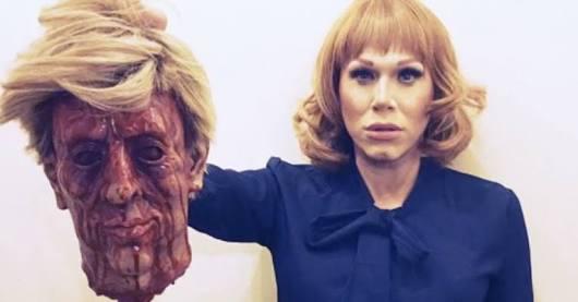 Kathy Griffin Apologies to Trump