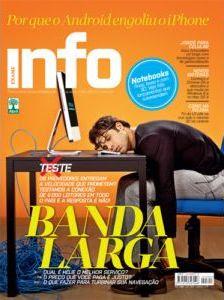 "Revista Info Exame (Banda ""Quase"" Larga) Junho 2011"