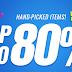 تخفيضات تجارية %80 على موقع Tmart