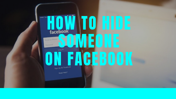 Temporarily Hide Facebook Profile<br/>