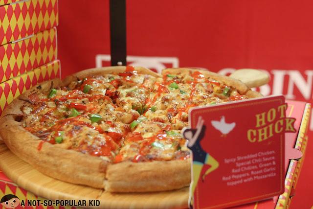 Hot Chick Pezzo Pizza