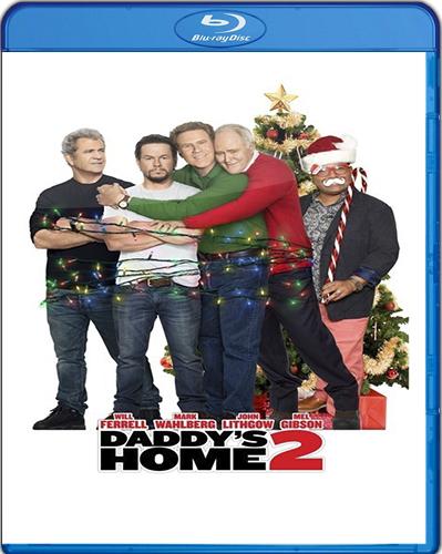 Daddy's Home 2 [2017] [BD50] [Latino – Castellano]