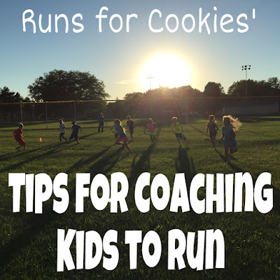 Tips for Coaching Kids to Run