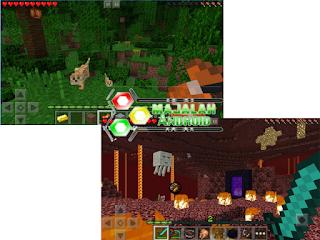 Game Minecraft Pocket Edition v0.14.1 APK Android