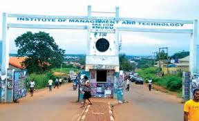IMT Enugu Online Course Registration Deadline Notice - 2017/2018