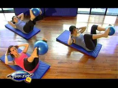 Pilates ejercicios para tonificar