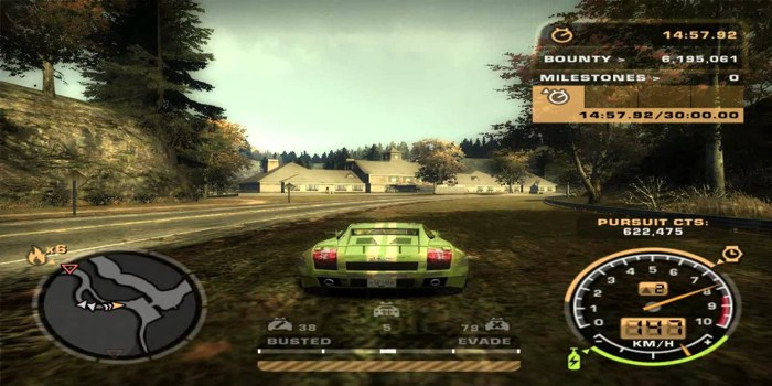 Download Need for Speed: Most Wanted Free games