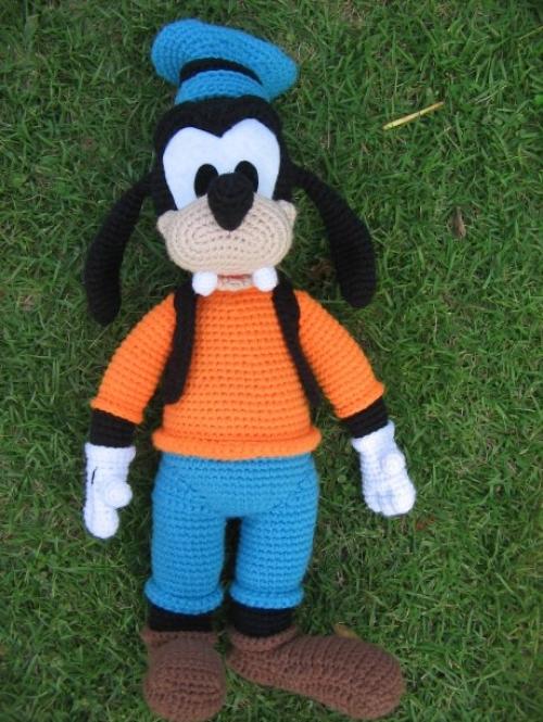 Super Big Goofy Amigurumi - Free Crochet Pattern & Tutorial