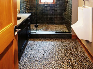 bathroom remodeling league city TX + stunning examples of interior design using natural stone