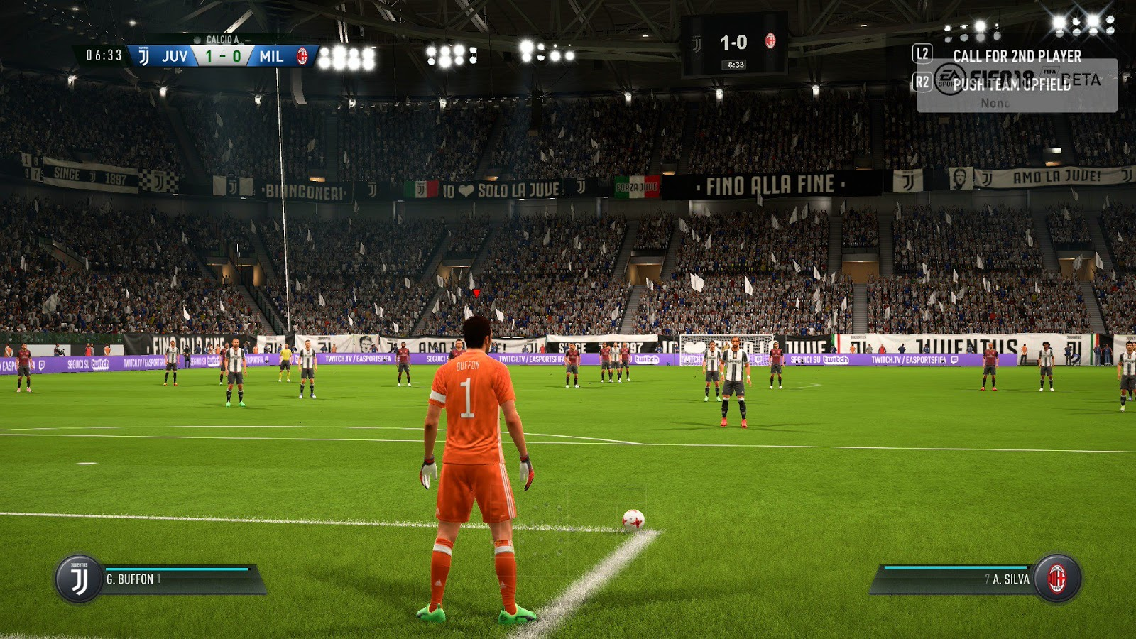 juventus allianz stadium fifa 18