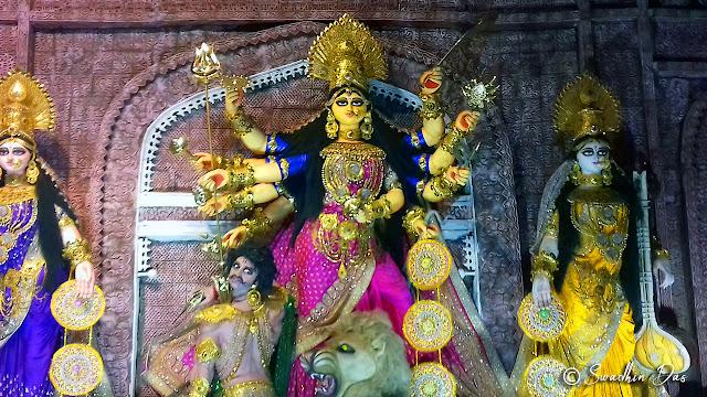 Sree Bhumi Sporting Club Durga Puja 2018