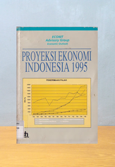PROYEKSI EKONOMI INDONESIA 1995, ECONIT Advisory Group