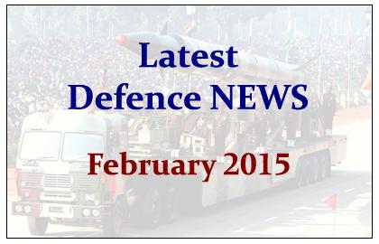 Latest Defense NEWS