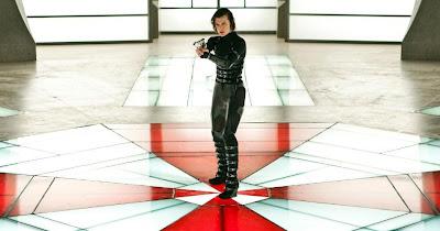 Resident Evil 5 - Skådespelerskan Milla Jovovich är zombie slaktaren Alice.