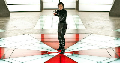 Resident Evil 5 - Intervju med Actress Milla Jovovich som spelar zombie slaktaren Alice.