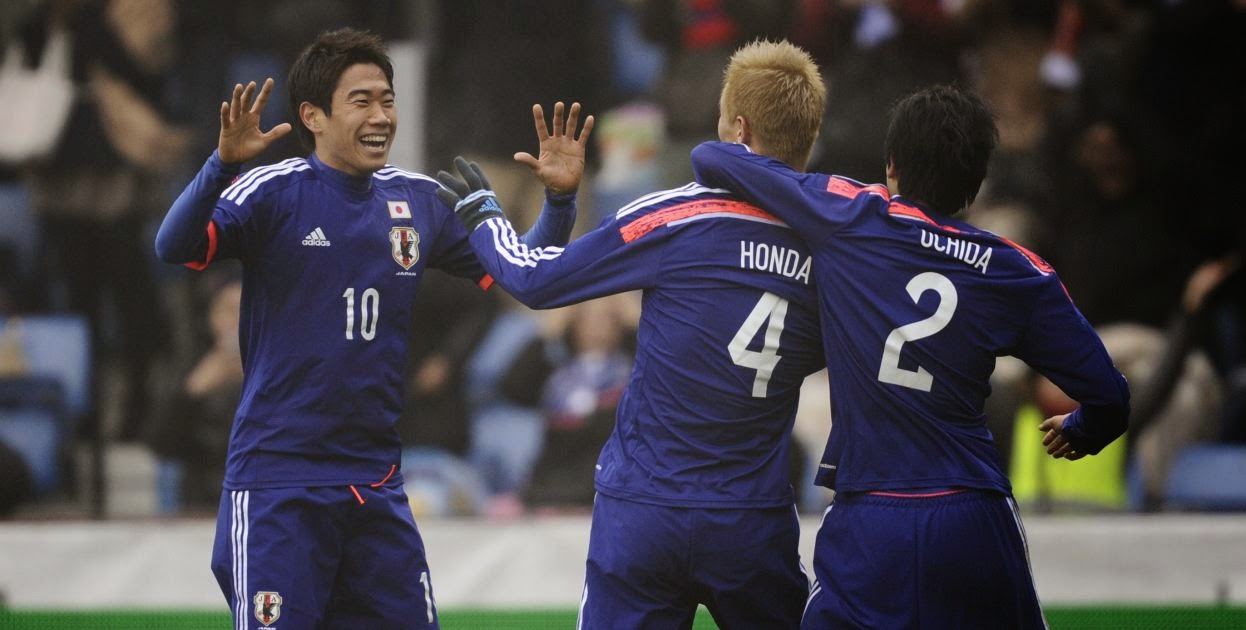 Watch Japan live online. World Cup Brazil 2014 games free streaming. Best websites for football matches without signing up.