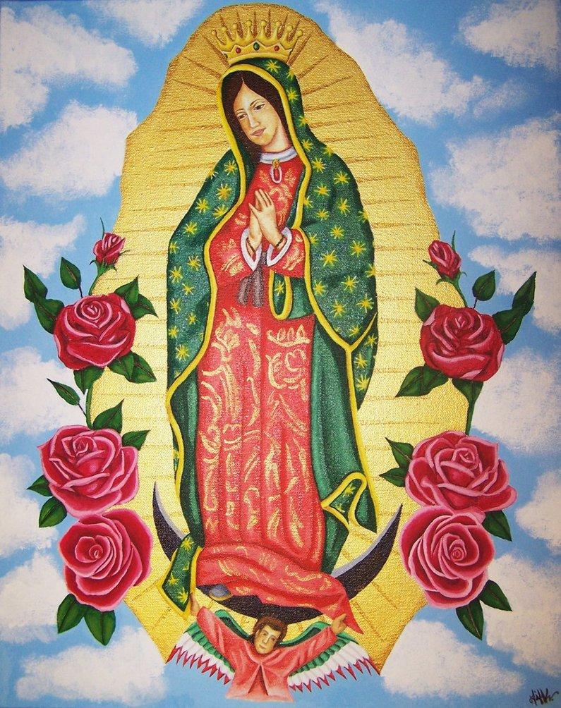 Virgen de Guadalupe,