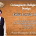 Convite: Consagração Religiosa da Noviça Erika Loreda