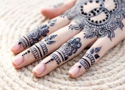 940 Mehndis con Henna para decorar nuestra piel