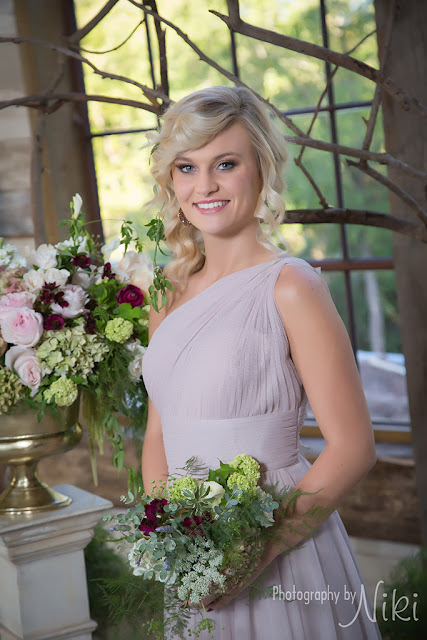 Montgomery County Weddings _ Woodlands Makeup Artist