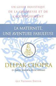 maternite Deepak Chopra