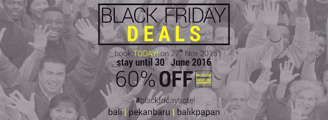 Bali Hotel Black Friday Deal at www.blackfridayhotel.com/