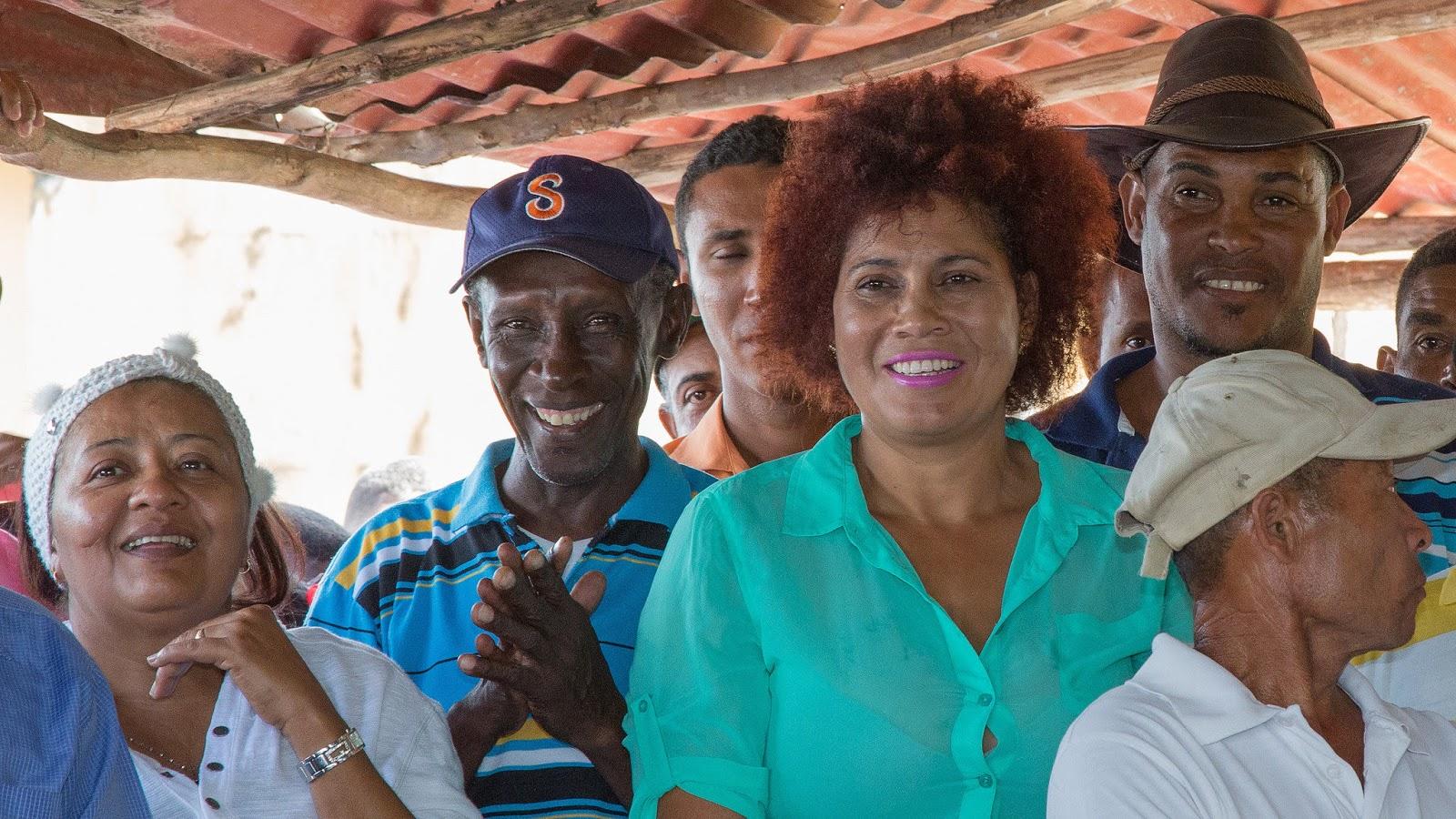 Comisión presidencial se reúne con productores de Mata de Palma; da seguimiento a Visita Sorpresa