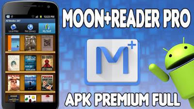 Moon+ Reader Pro 3.4.6 Apk