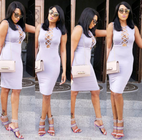 2 Actress Rukky Sanda shows off her curves