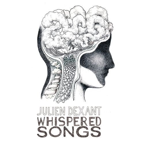 News du jour EP Whispered Songs Julien Dexant Illustration Jeanne Mathieu