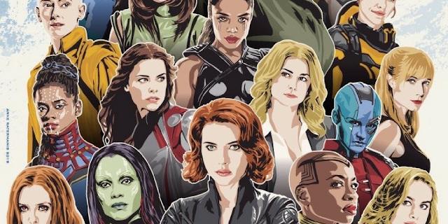Will Avengers 4 Represent Women Empowerment