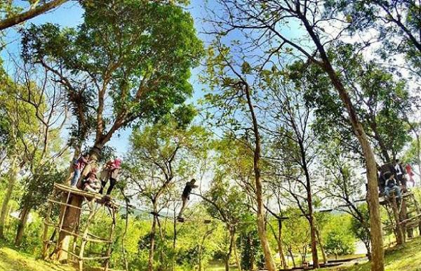 Taman Wisata Siwalk Cirebon outbond