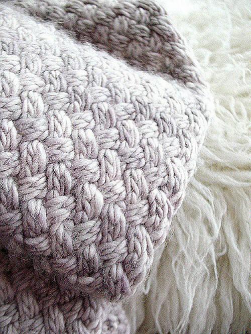 Malabrigo Weave Scarf - Free Pattern
