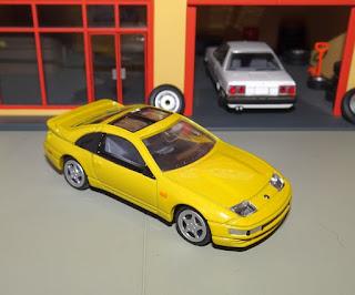 Tomica Premium Nissan Fairlady Z 300ZX Twin Turbo