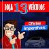 OFERTAS IMPERDÍVEIS NA LOJA 13 VEÍCULOS