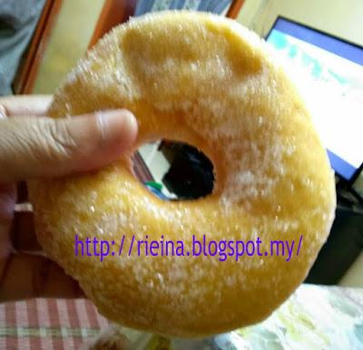 Donut Panas