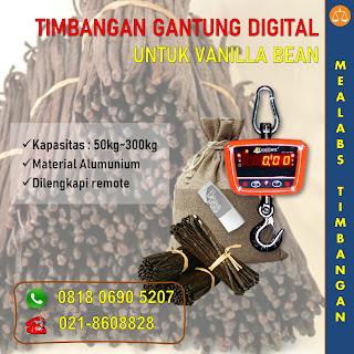 Timbangan Gantung Digital