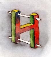 H harfi paradoksu